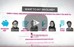 NEF - New Entrepreneurs Foundation
